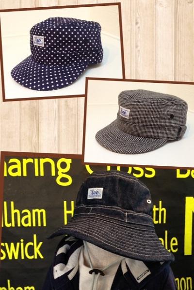 Lee帽子2