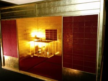 黄金の茶室2