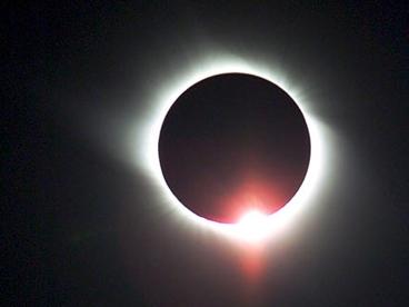 金環日食 3