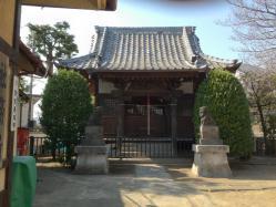 熊野神社(大田区南馬込)