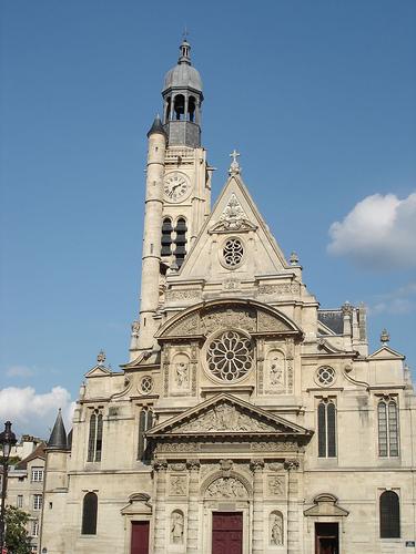 Abbaye Sainte-Geneviève de Paris2