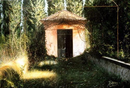 Le pavillon du père