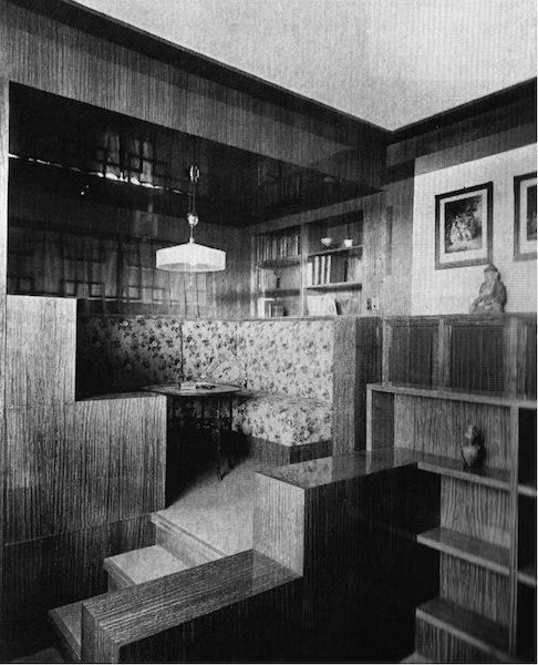 ミュラー邸 婦人室