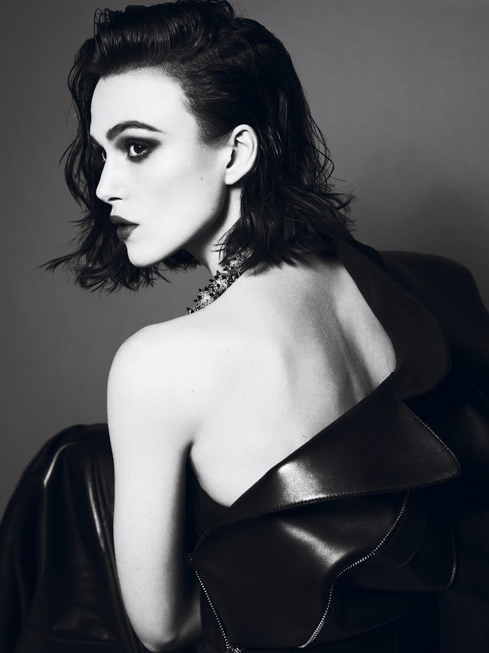 Keira Knightley by Mert  Marcus