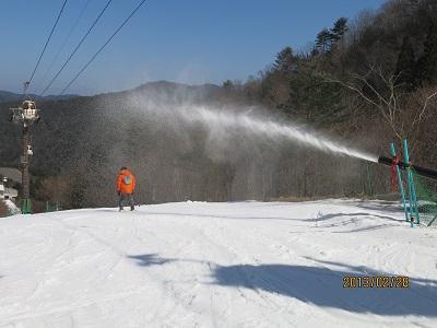 瑞穂スキー4