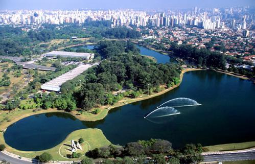 イビラプエラ公園
