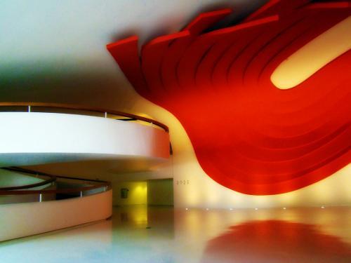 イビラプエラ・ミュージックホール内部