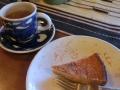 131116キャラメルチーズケーキ