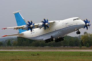 An-70短距離離着陸輸送機