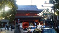 増上寺・三門