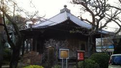 護国寺・薬師堂(文京区音羽)