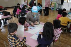 岩手県 大槌町 堤乳幼児保育園 移動映画館 映画 CINEMA 5