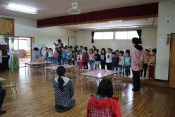 岩手県 大槌町 堤乳幼児保育園 移動映画館 映画 CINEMA 6