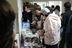 岩手県 大槌 仮設住宅 集会場 和野っこハウス 移動映画館 映画上映 映画鑑賞 5