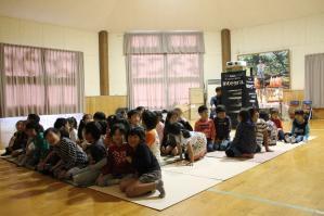 福島県 相馬市 移動映画館 映画 上映 劇場 CINEMA にじいろシネマ 鑑賞 12