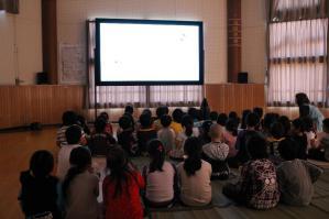 福島県 相馬市 移動映画館 映画 上映 劇場 CINEMA にじいろシネマ 鑑賞 20