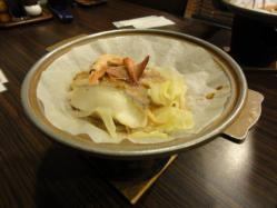 石水亭 鍋