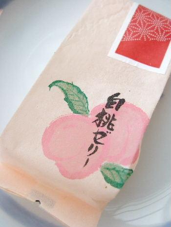 白桃ゼリー2