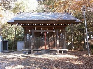 八雲神社社殿