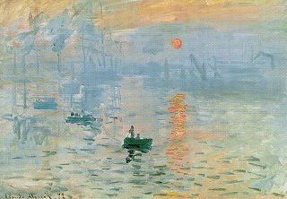 パリ印象、日の出