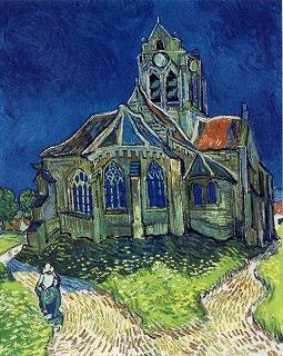 パリオヴェールの教会