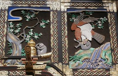 歓喜院彫刻1