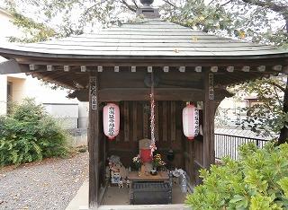 八雲神社桜淵