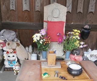 八雲神社地蔵