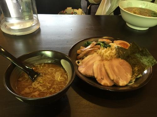 郷特製付け麺