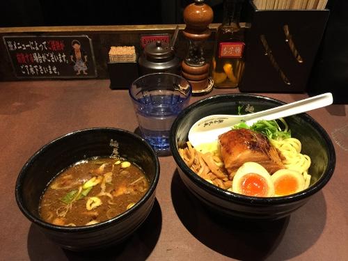 麺屋武蔵武仁つけ麺