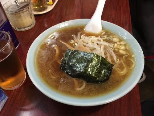 江春楼醤油ラーメン11-8