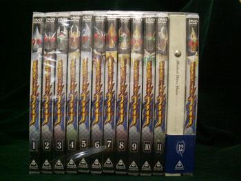 仮面ライダーブレイド DVD