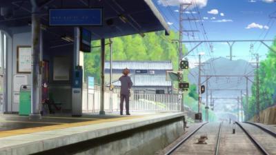 中二穴太駅その3