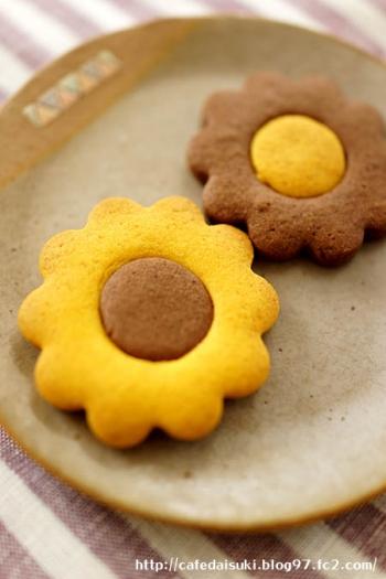 てづくりスコーン ぎんのふえ◇お花のクッキー