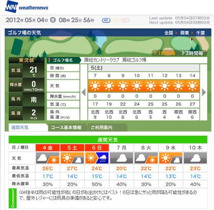 房総天気505