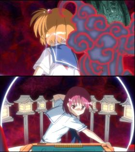 咲-saki-の最終話より