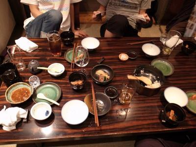 横浜で飲み食い