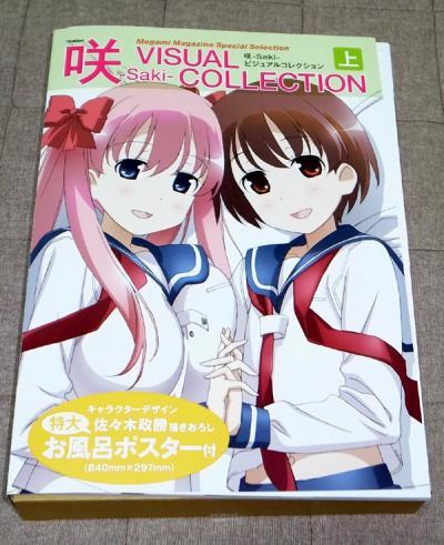 咲-saki-ビジュアルコレクション上