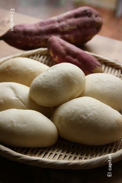 お芋のパン