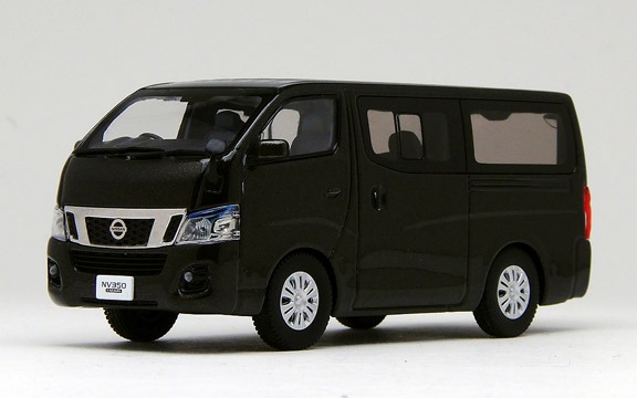 NV350 caravan 1
