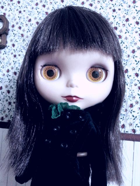 椿姫ハロウィーン仕様二