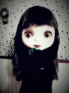 椿姫ハロウィーン仕様