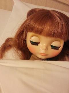 眠いのオヤスミナサイ