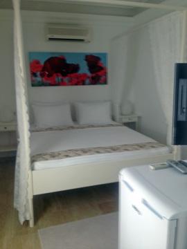 Berg Hotel水(su)の部屋