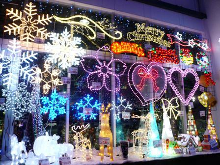クリスマス商戦開催