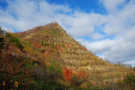 五天山の山