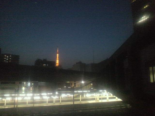 東京タワー2012