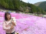 芝桜まりちゃんと
