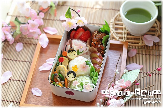2013雛祭り弁当