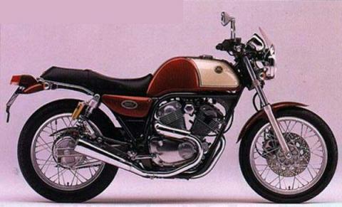 Yamaha SRV250S 93